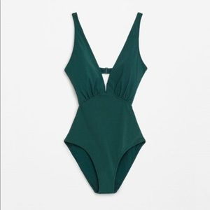 Zara 1 piece bathing suit